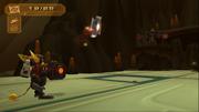 Disc Blade Gun gameplay