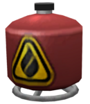 Pyrocitor ammo render