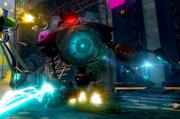 Electrobot in game