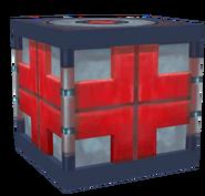 Health crate render