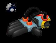 Bomb Glove render