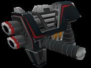 Pistol Flux LX render