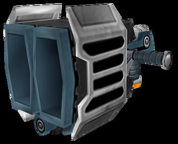 Blitz Cannon