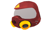 O2 Mask from R&C (2002) render