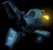 Gravity Bomb promo render