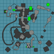 Gorda City map