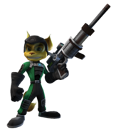 Ratchet from GC promo render