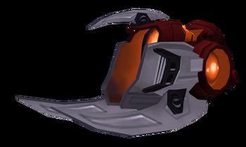HK22 Gun