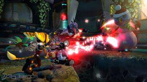 Ratchet clank into the nexus-2