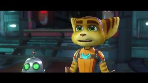Ratchet & Clank (PS4) - Planet Novalis Gameplay