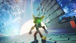 Ratchet clank into the nexus-5