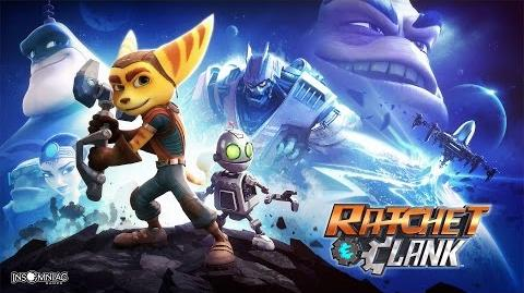 Ratchet & Clank (PS4) - Paris Games Week Trailer