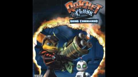 Ratchet and Clank 2 Going Commando - Aranos ( Flying lab) Soundtrack 01