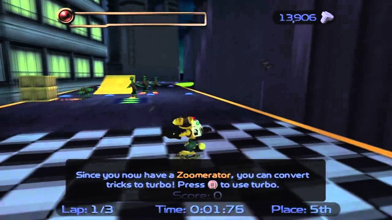 Hoverboard Rennen Ratchet And Clank Wiki Fandom Powered By Wikia