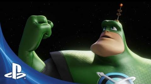 Ratchet & Clank Movie Announcement - Teaser-1404391201