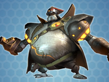 Captain Romulus Slag