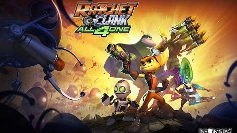 Ratchet & Clank All 4 One -WIGWUMP (Boss Battle)