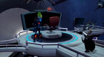 Leviathan Control Room
