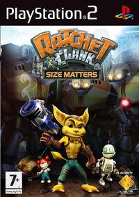 R&C TI Catátula PS2