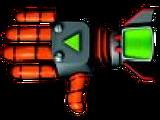 Minen-Handschuh