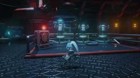 Ratchet & Clank (PS4) - Clank Gameplay Paris Games Week
