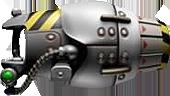 Saug-Kanone