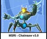 Chainsaw v3