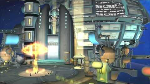 Ratchet and Clank 2 Soundtrack Maktar Resort