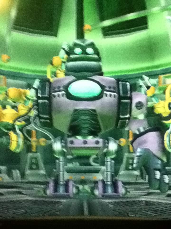Riesen Roboter