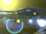 Lord Vorselon's Kriegsschiff