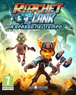 Ratchet & Clank A Spasso nel Tempo