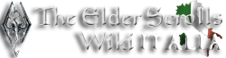 The Elder Scrolls Italia Wiki
