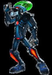 Nefarious in Ratchet & Clank 3