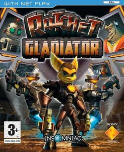 RatchetGladiator