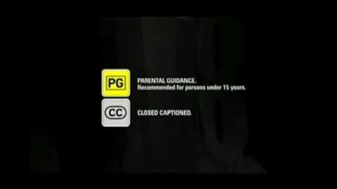 "FOX8 - ""Darkside"" Classification PG-CC (2010)"