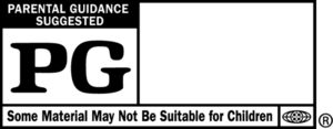 Rated pg logo