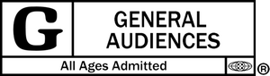 Rated g logo