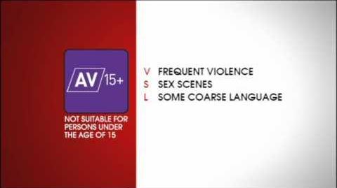 SEVEN AV15+ Classification Board (April 2011)