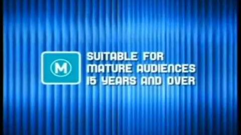 The Comedy Channel - Classification (M)