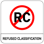 Refused Classification logo