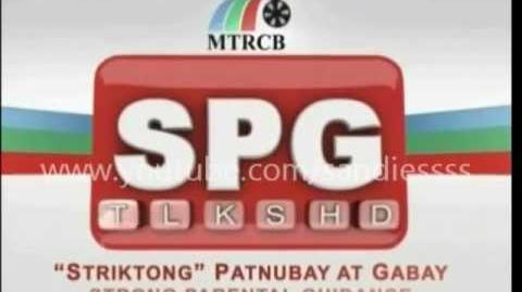 Philippines TV Content Rating System