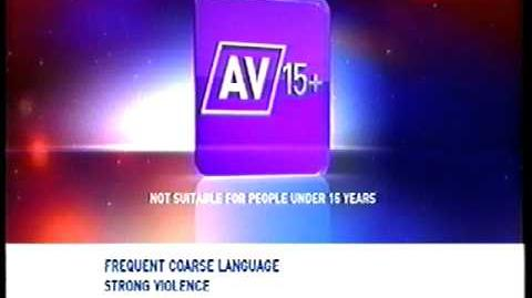 WIN Television Christmas Ident and AV15 Classification 2011