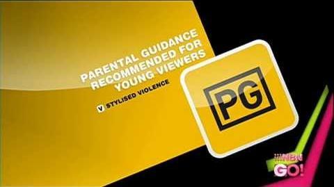 GO! PG Classification 2013