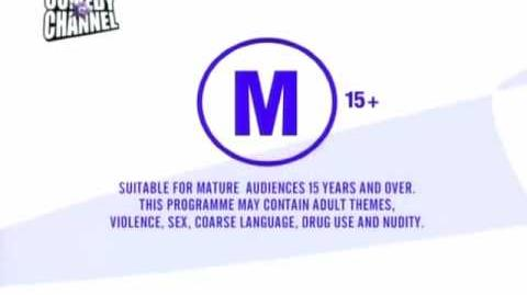 The Comedy Channel Advisory M (2006)