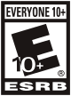 Rated e10+ logo