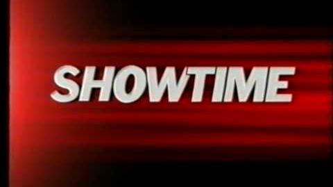 Showtime Australia Signpost Ident & M Classification 2002