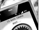IS-KA's Smartphone/Computer