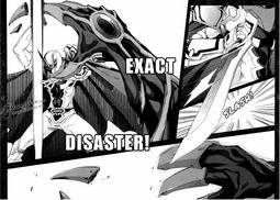 Exact Disaster