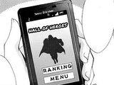 Hall of Heroes Ranking Menu