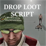 Drop loot script